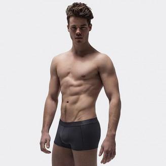 INTIMITI男士时尚短平角内裤 - 两条装